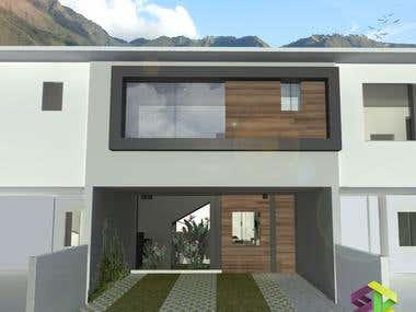 Marian's House