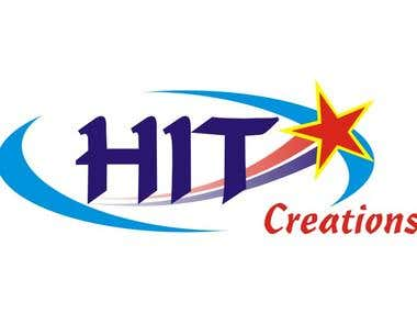 My company (HIT Creations) logo