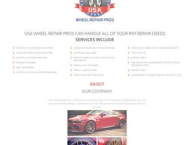 USA wheel repair pros