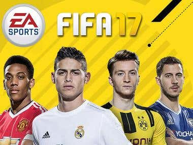 High Quality Web 2.0 Submissions for FIFA 2017 - EASPORTS