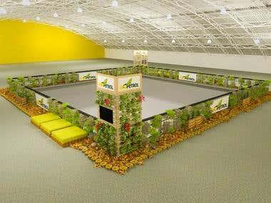 Ecopetrol Garden