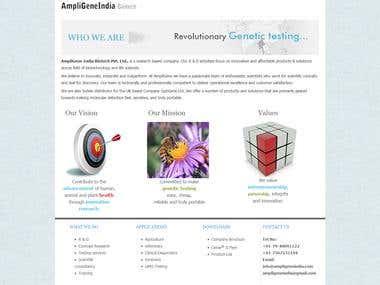 AmpliGene India Biotech Pvt. Ltd.