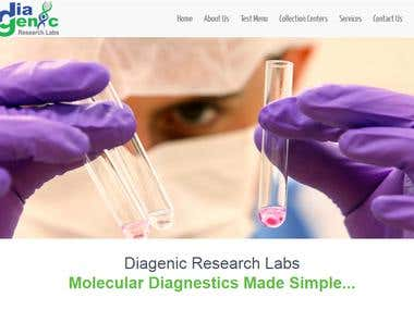 Diagenic Research Labs