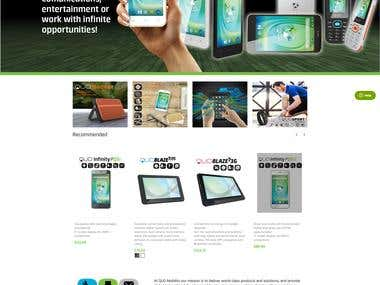 Quo Mobility - USA - Mobile Chain Store & Manufacturer