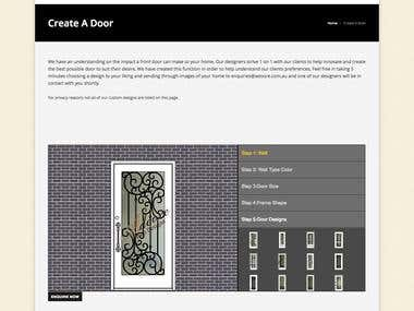 Build a wordpress plugin(DREAM DOOR)