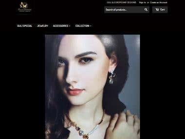 SEO & SMO gulijewelry.com