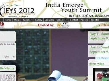 India Emerge Youth Summit 2012