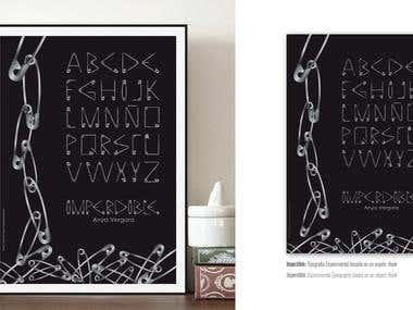 Imperdible / Typography