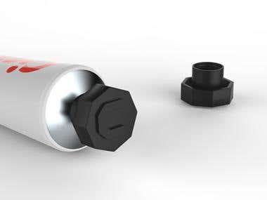 Innovative Cap & Label Design for CCRA cream