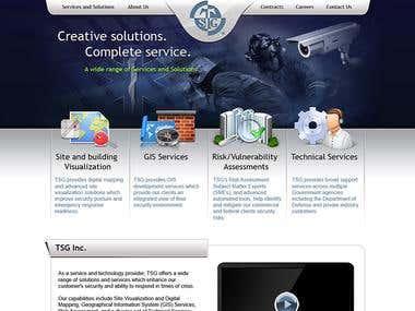 TSG [ CSS + HTML]