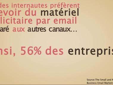 L'email Revolutin