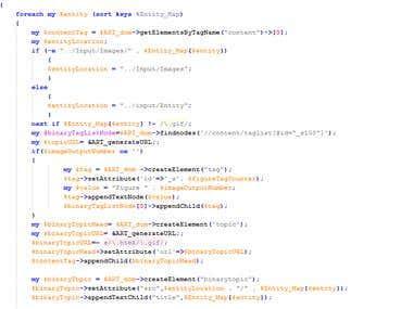 Perl/ java  - Scripting
