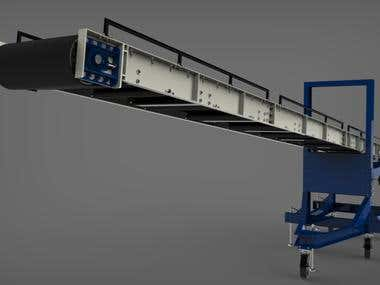 Inclination Loading Conveyor