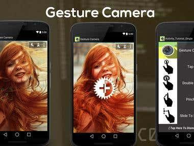 Gesture Camera