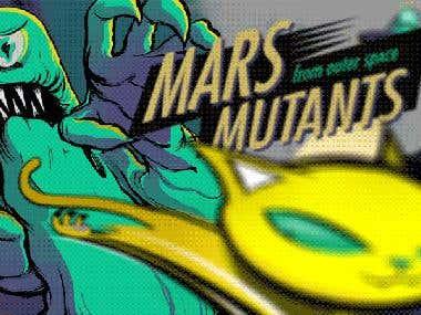 Mars Mutants