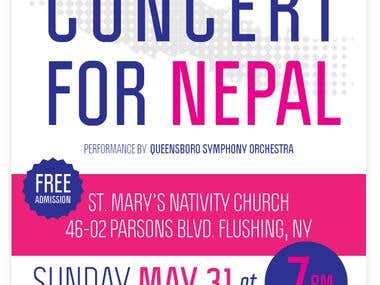 New York Concert for Nepal