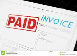 Invoicing services