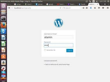 i can setup WordPress into any Linux