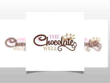 The Chocolate Well Logo Design