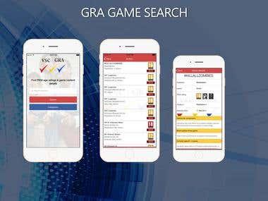 Gra Game Search