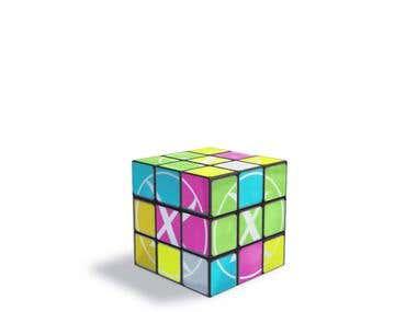 Axis House Web Cube