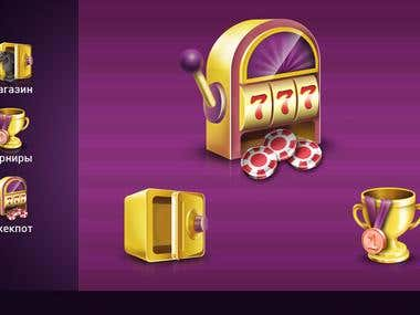 Иконки для Game Logic