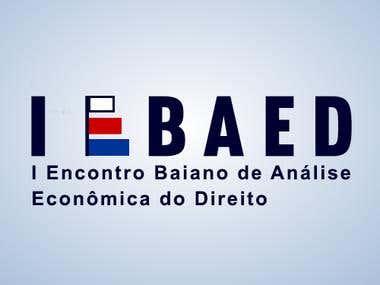 Logo do I Encontro Baiano de Análise Econômica do Direto