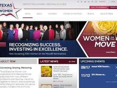 texas executive women