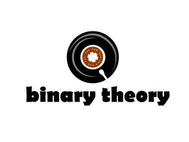 Binary Logo Design