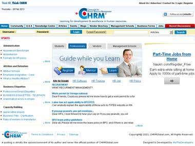 chrm global