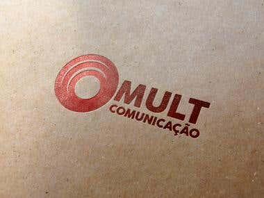Logo Mult Comunicação