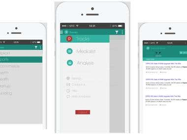 Wizikey App: Native apps (Android)