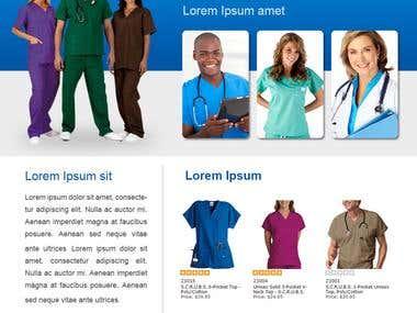 Ypslom Web Site
