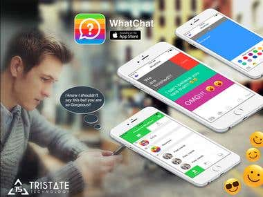 WhatChat iPhone Application