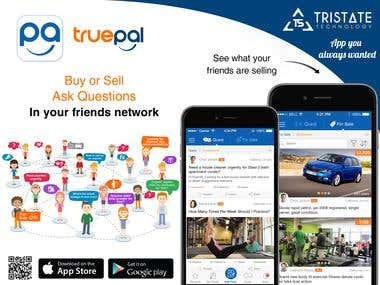Truepal - Social Networking Application