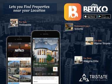 Beitko - Real EState Application