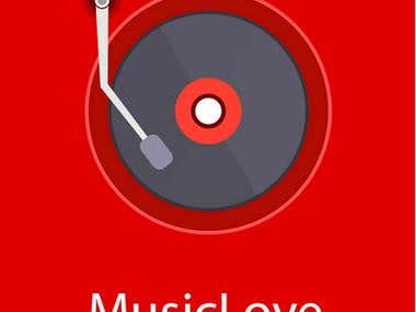 Music Love Android App