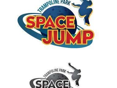 SpaceJump logo