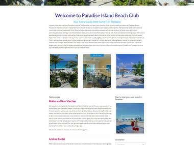 Paradise Island Beach Resort