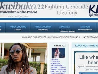 Online  News  platform