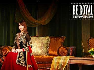 Be Royal - Fashion Posters
