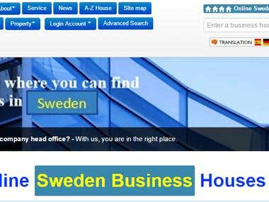 Business houses  web  directory