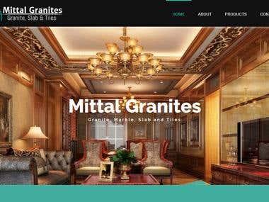 Mittal Granites Pvt. Ltd.