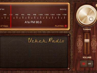 Uzbek Radio for iPhone on App store
