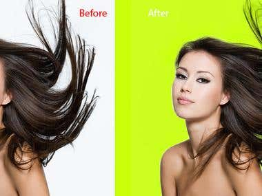 Clipping Path of Image