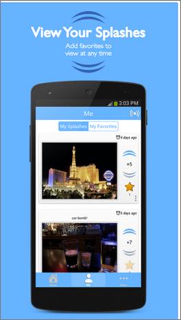 Splashfeed  ( Android App)