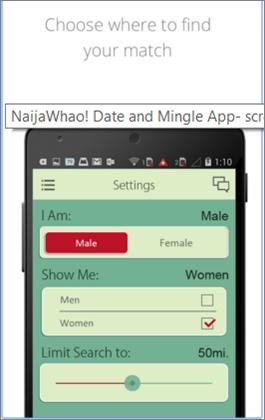 NaijaWhao! ( Android App )