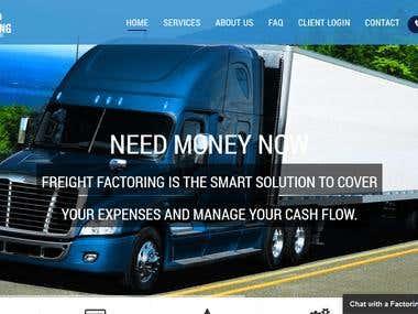 HTML Based Responsive Website