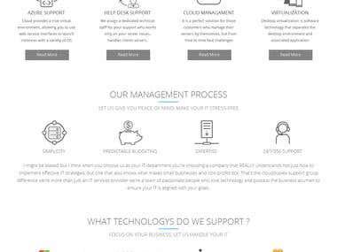 Cloudduplex Server Management