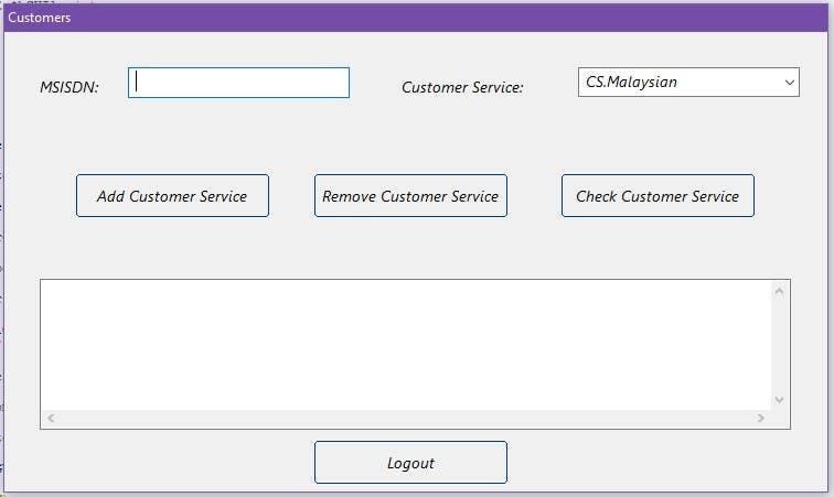 Customer Management (SOAP Request)